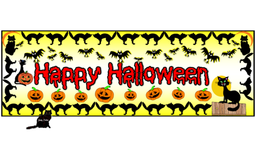 Happy Halloween Themed Bundle and more....