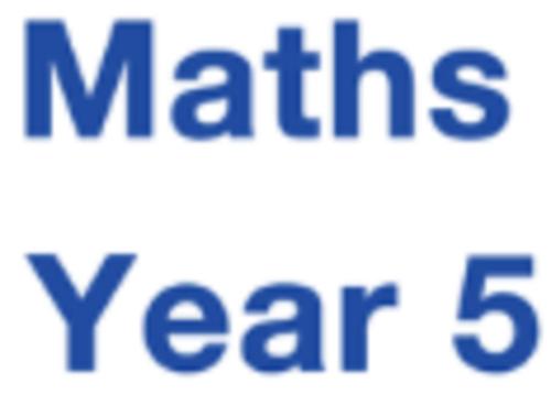 Year 5 Maths Assessment Bundle