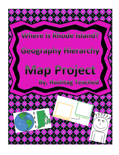 Where is Rhode Island Geographic Hierarchy Map