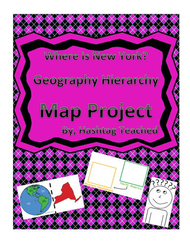 Where is New York Geographic Hierarchy Map