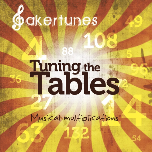 Times Table Songs - Tuning The Tables