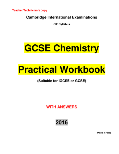 C3 aqa the periodic table 15 the halogens by neeny468 teaching gcse chemistry practical workbook with answers urtaz Gallery