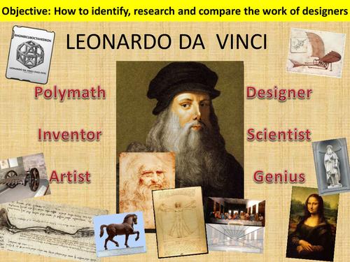 the life and achievements of leonardo da vinci