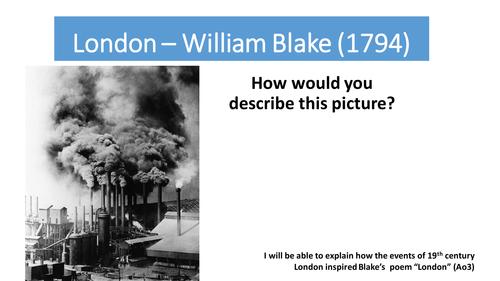 London - William Blake