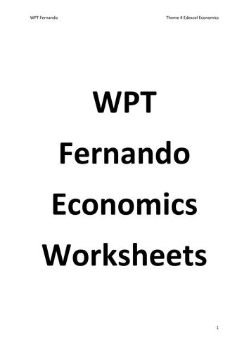 4.1.9 International Competitiveness (Unit 4 Edexcel Economics)