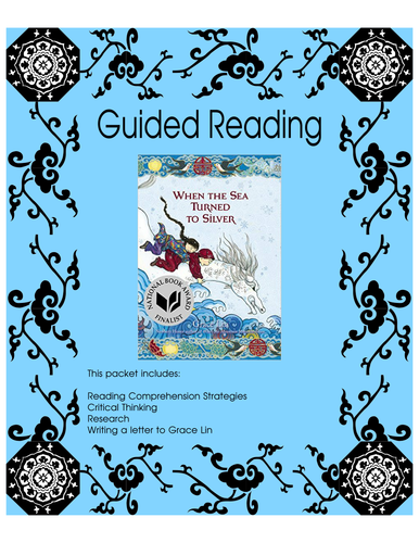 When the Sea Turned to Silver - Guided Reading