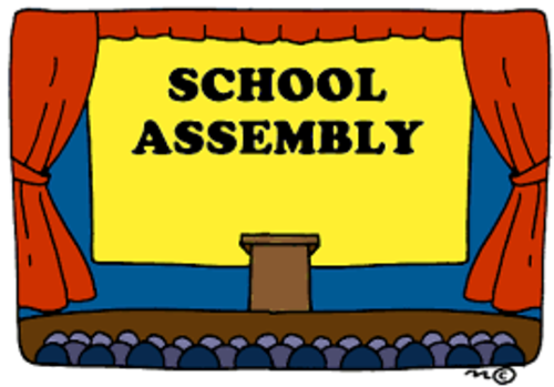 Whole school assembly bundle
