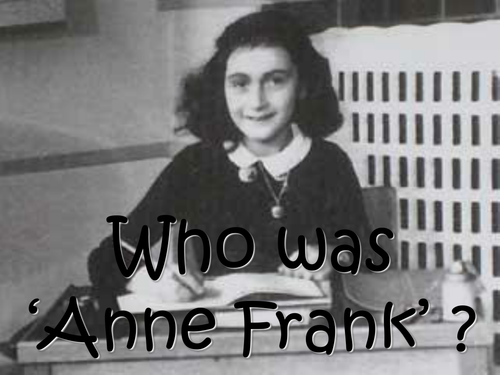 Anne Frank - Who was she?