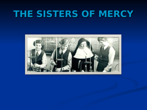 PP Assembly: Sisters of Mercy