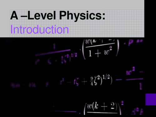 A2 physics coursework help