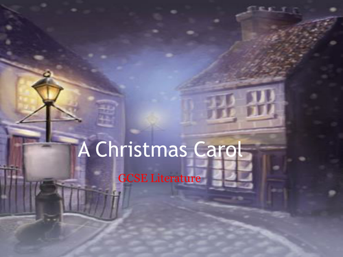 A Christmas Carol - Scrooge and Fred - Family Relationships