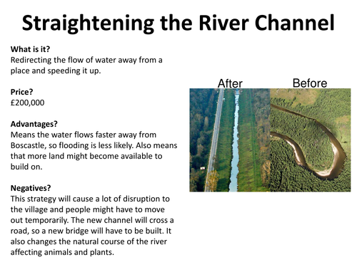 Rivers and People - Flood Management Strategies