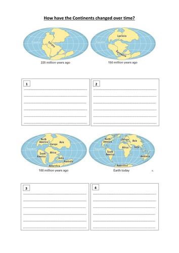 Geological time lesson (Ks3)