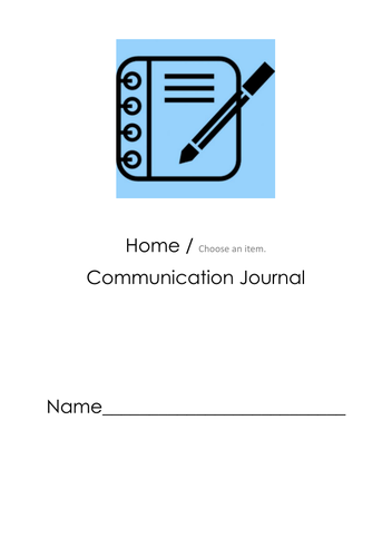 Home / School or College Communication Journal