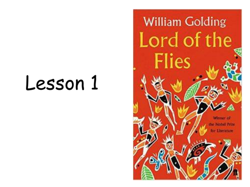 Lord of the Flies - Chapter 5 - AQA 2016 onwards