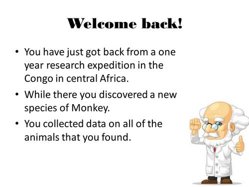 Monkey Data Project
