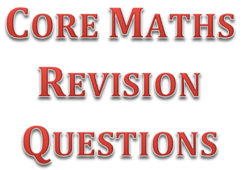 A level Core Maths Revision