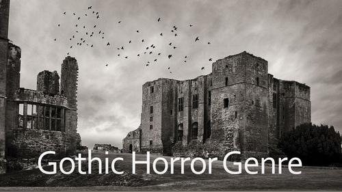 Gothic Horror Genre