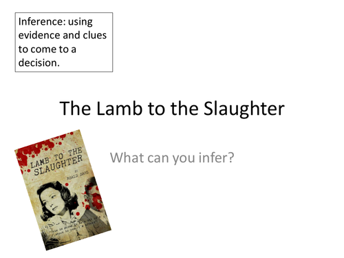 Persuasive writing resources by tcasey175 teaching resources tes lamb to the slaughter dahl spiritdancerdesigns Images