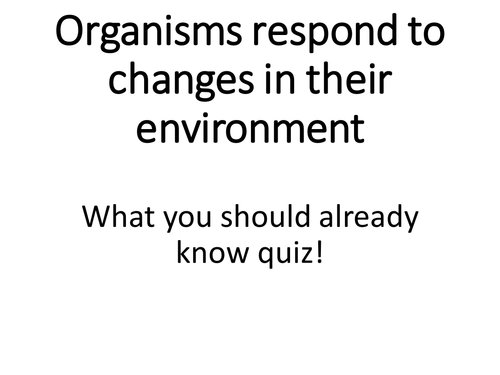 Ecological Succession - Ecology PowerPoint Lesson, Notes and ...