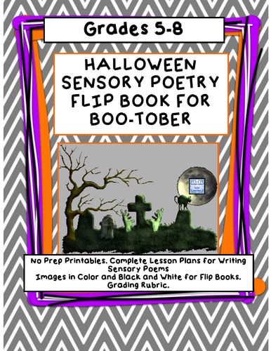 Filling Our Senses in BOO-Tober