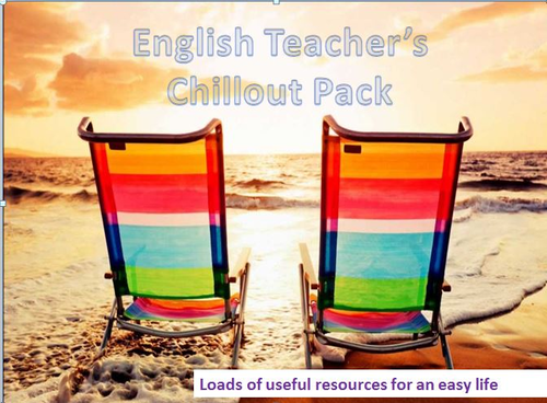English Teacher's Chillout Bundle