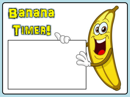 Classroom Timer (1 minute - 60 Second Timer) Including