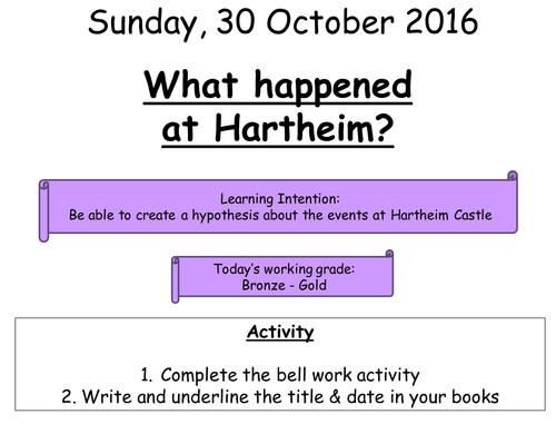 5 - What happened at Hartheim