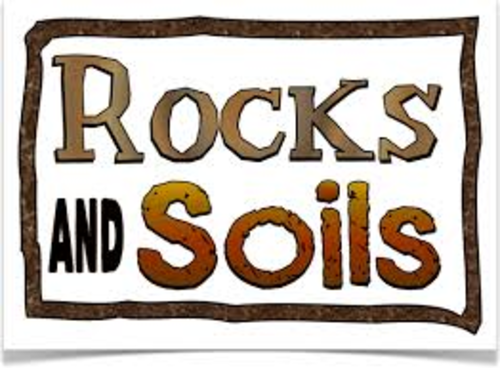 Rocks & Soils - Year 3/4