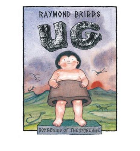 English - Stone Age Boy & Ug - Set of 3 Lessons