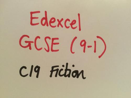 Edexcel GCSE (9-1) 19th Century Fiction Bundle1