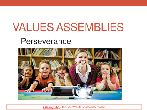 Assembly - Perseverance - And How to Use It