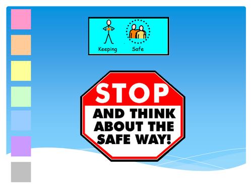 Staying Safe and Stranger Danger