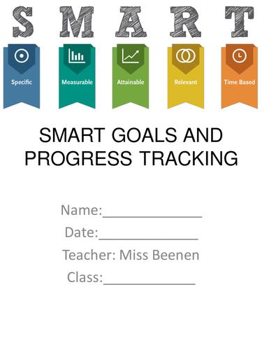 SMART Goals and Progress Tracking