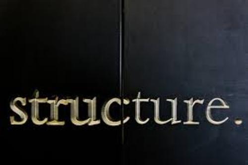 Structure - AQA Paper 1