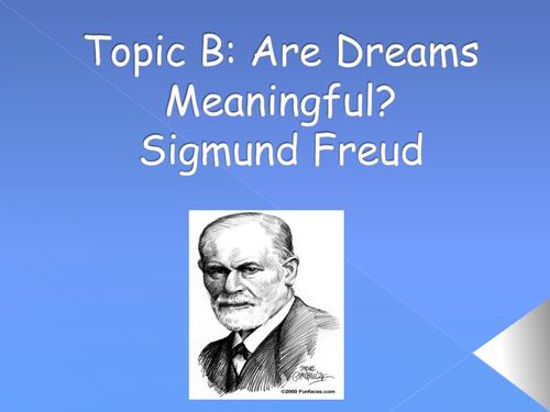 Freud. Dreaming. symbols. psychology