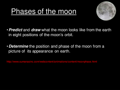 What Causes The Phases Of The Moon? by Veritasium - Teaching