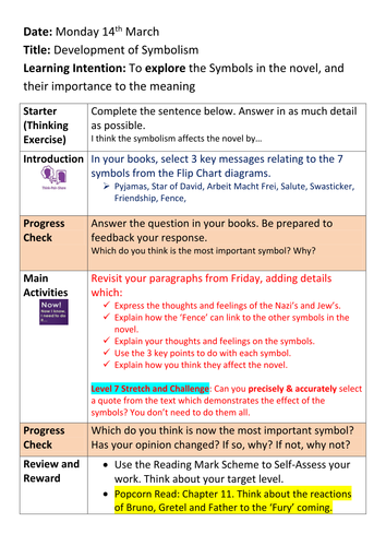 Learning First Resources Teaching Resources Tes
