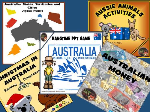 Big Pack Of Australia
