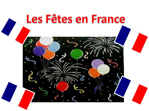 French holidays and traditions