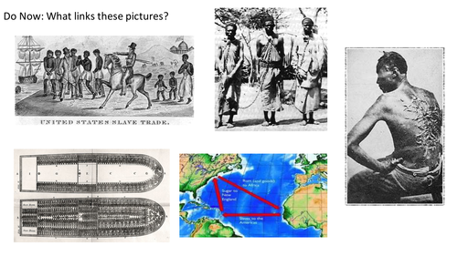 *Full Lesson* Slavery: Africa before Slavery