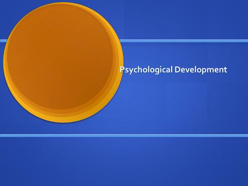Psychology Powerpoints