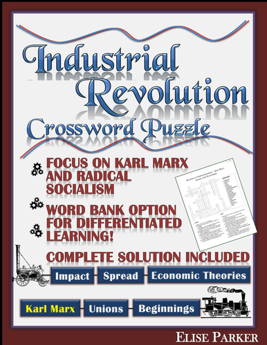 karl marx and the industrial revolution