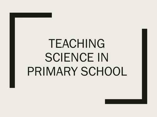 Teaching and Learning - Pedagogy teacher training