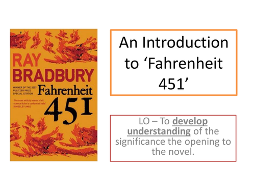 "an analysis of the characters in the novel fahrenheit 451 by ray bradbury Check out our top free essays on fahrenheit 451 analysis of p56-62 the extract from the novel ""fahrenheit 451"" by ray bradbury is their role as characters."