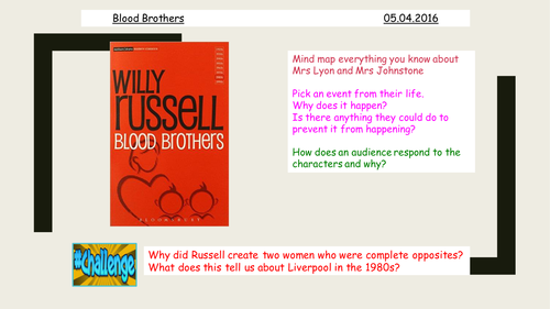 two brothers essay