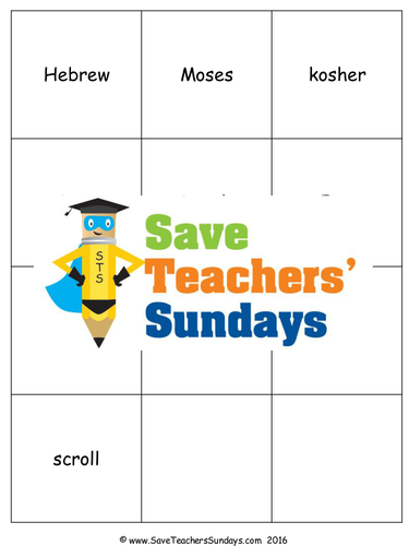 The Torah Ks1 Lesson Plan Worksheets And Plenary Activity By