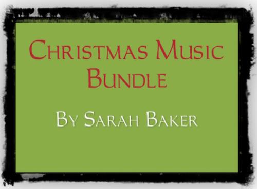 Christmas Music bundle