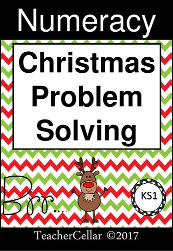 Christmas Problem Solving 2017