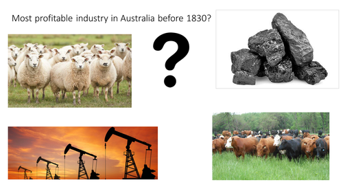 *Full Lesson* The Birth of British Australia: Gov Phillips and Maquarie (Edexcel A-Level)